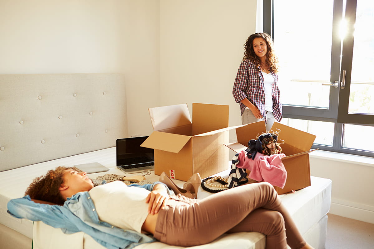Should You Move Off-Campus with Your College Roommate?