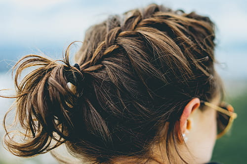 7 creative hairstyles for the gym