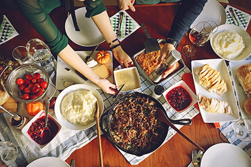 7 of the best things about going home for thanksgiving break