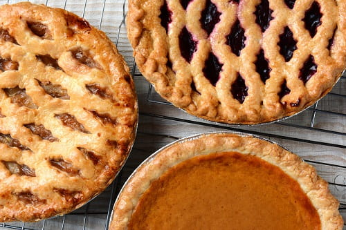 quiz which thanksgiving dessert are you