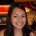 Monica Tinajero - Winner of $1,500 August 2013 Scholarship