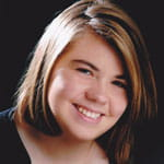 Emily Vincent - Winner of $1,500 July 2013 Scholarship
